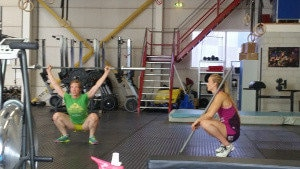 doel crossfit training