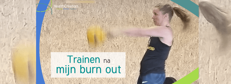 Trainen na mijn burn out