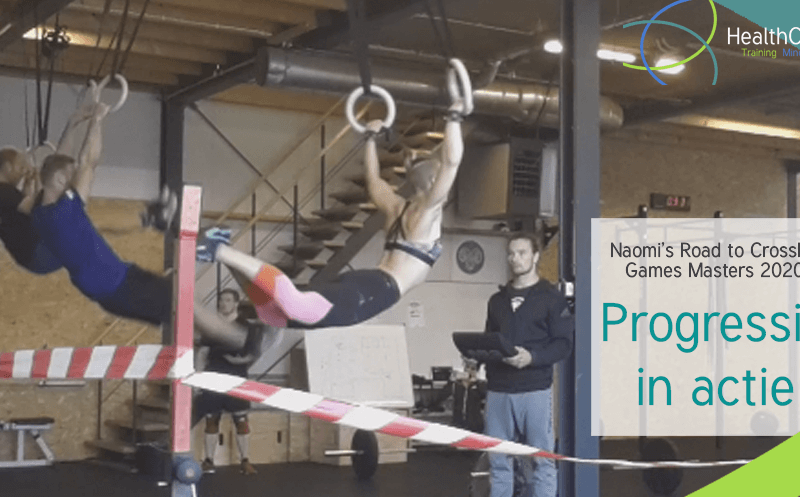 Naomi's Road To CrossFit Games Masters 2020: Progressie in actie