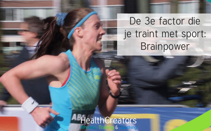 De derde factor die je traint met sport: brainpower!